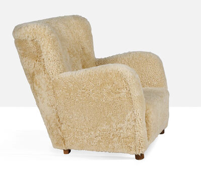 Attributed to Flemming Lassen, 'Large armchair', Circa 1941