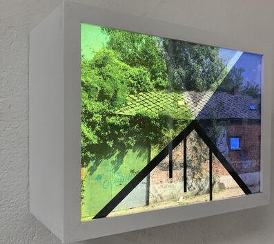 Greet Weitenberg, 'Abandoned #12 Lightbox ', 2020