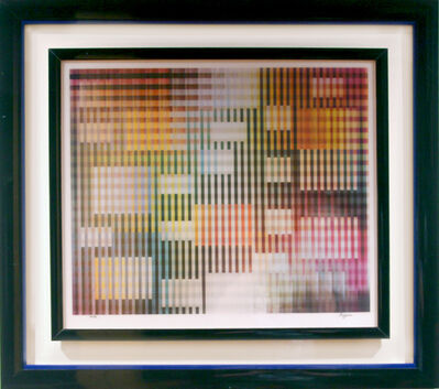 Yaacov Agam, 'New Years Eve', 1967
