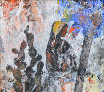 Tayseer Barakat, 'Solitude', 2019