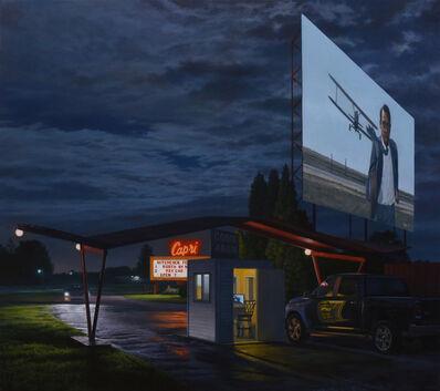 Stephen Fox, 'Hitchcock Night', 2020