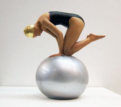 Carole A. Feuerman, 'Miniature Quan', 2013