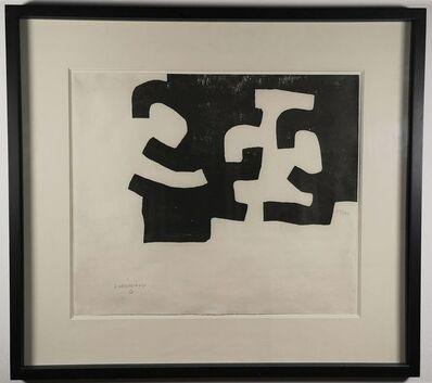 Eduardo Chillida, 'Hommage a Joan Prats', 1975