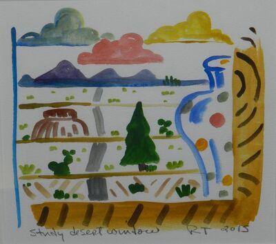 Richard Thompson, 'Study Desert Window', 2015