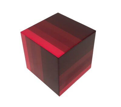 Heidi Spector, 'Red Cube', 2018