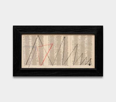 Julio Villani, 'st (zigzag)', 2019