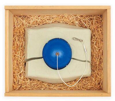 Roman Signer, 'Gleichzeitig', 1999