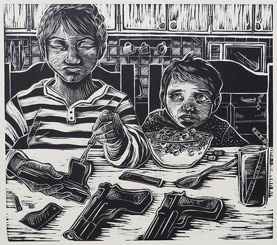 Luisa Almeida, 'Café da Manhã', 2016