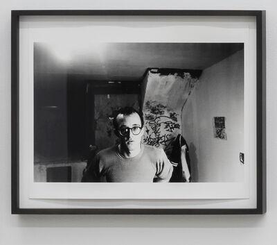Ari Marcopoulos, 'Keith Haring', 1985