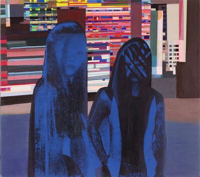 Kristen Schiele, 'NY Girls', 2016