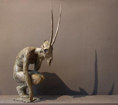 Christophe Charbonnel, 'Guerrière Oryx', 2018