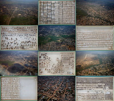 Sammy Baloji, 'Essay on Urban Planning: Photo essay on urban planning from 1910 to the present-day city of Lubumbashi', 2013