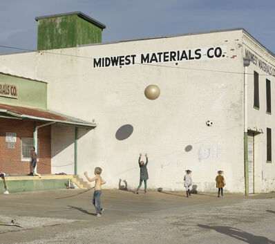 Julie Blackmon, 'Midwest Materials', 2018