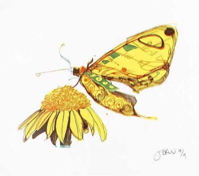 Jonas Wood, 'Untitled Butterfly', 1999