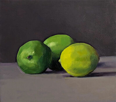 Dan McCleary, 'Three Limes', 2020