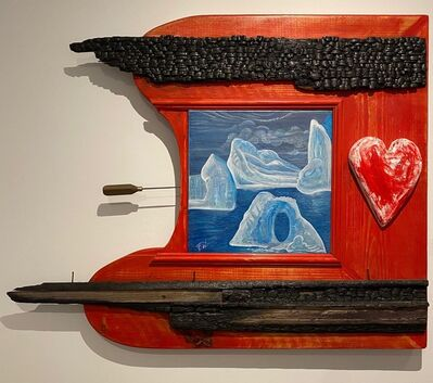 Bert L. Long, Jr, 'Passion', 2012