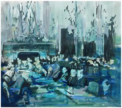 Elizabeth Schwaiger, 'Darkened Accord ', 2019