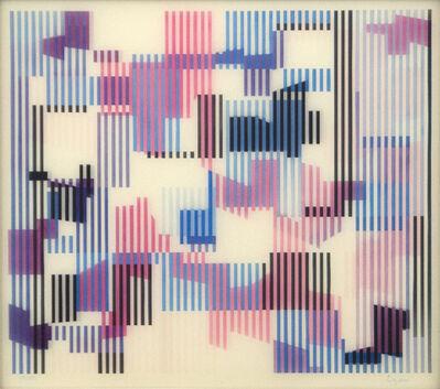 Yaacov Agam, 'Untitled', ca. 1970