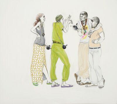 Charles Avery, 'Untitled (Gathering)', 2020