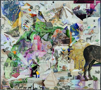 Josh Dorman, 'Tailspin', 2009