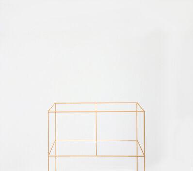 Valdirlei Dias Nunes, 'Sem Título (estrutura de madeira) [Untitled (wood structure)]', 2014