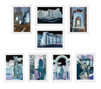 Akim Monet, 'Domus Adriani (Hadrian's Alexandrian Gardens)', 2007
