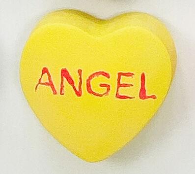 Peter Anton, 'Yellow - Angel', 2019
