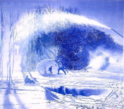 Mark Tansey, 'Snowman', 2004