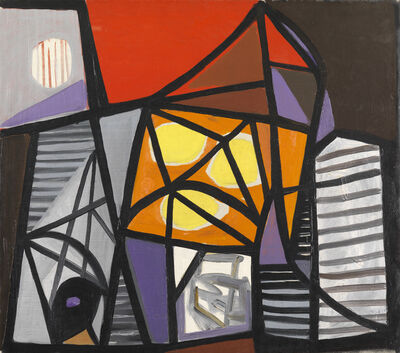 Caziel, 'Composition no. 30', ca. 1948
