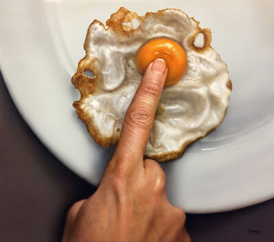 Bernardo Torrens, 'Don't Touch My Egg', 2018