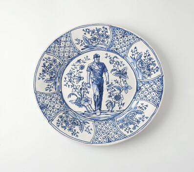 Daniel Kruger, 'Plate', 1992