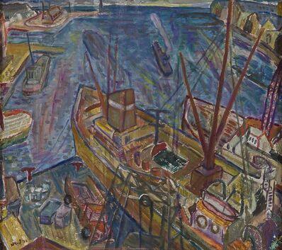 Arifien Neif, 'Pelabuhan (Harbour)'
