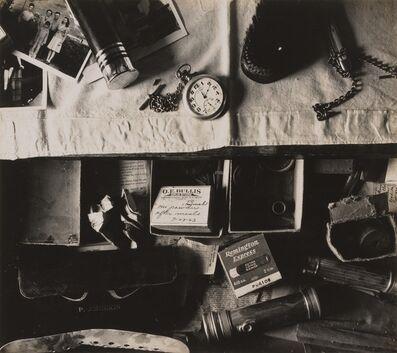Wright Morris, 'Dresser Drawer, Ed's Place', 1947