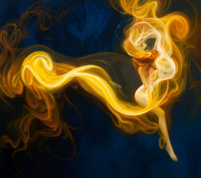 Dorian Vallejo, 'Light Dancer'