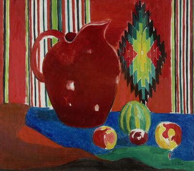 Joseph Stella, 'The Red Pitcher', 1925