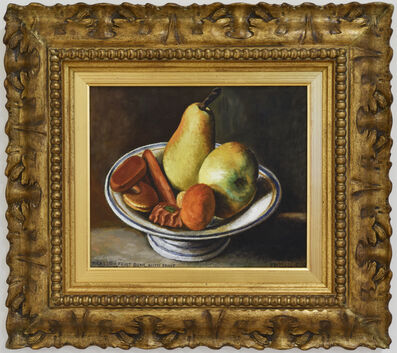 Dick Frizzell, 'Picasso - Fruit Bowl with Fruit', 2020