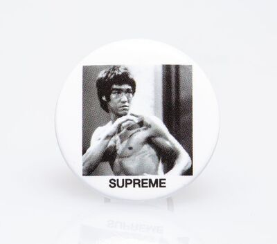 Supreme X Bruce Lee Enterprises, 'Bruce Lee Pin', c. 2013