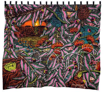 Eko Nugroho, 'Fence for Our Beautiful Garden', 2018
