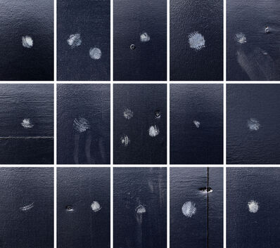 Kate Joyce, 'Impact of a Ball and the Outfield Wall, Part II', 2013