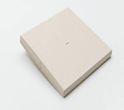 Sérvulo Esmeraldo, 'Trilogia (poema-objeto)', 1976/2012