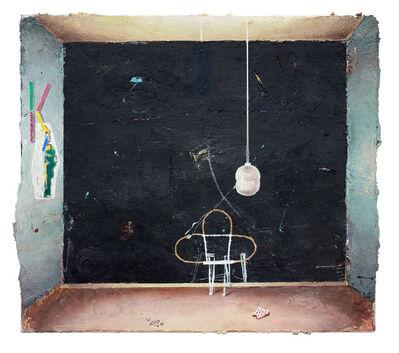 Matthias Weischer, ''K'', 2013