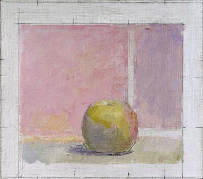 Ben Henriques, 'Apple on Pink', 2020