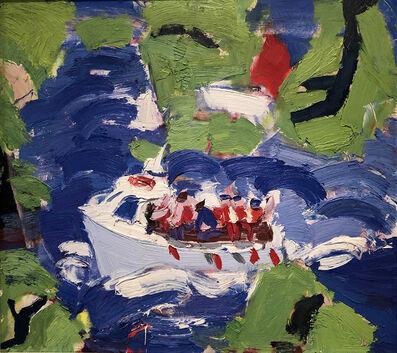 Julian Bailey, 'River Expedition, Fowey', ca. 2020