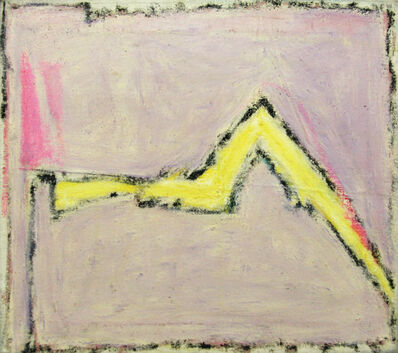 Seymour Boardman, 'Yellow & Pink', 1993