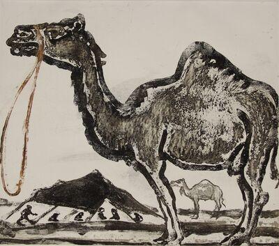 Francisco Toledo, 'Arabes y Chacales', 2013