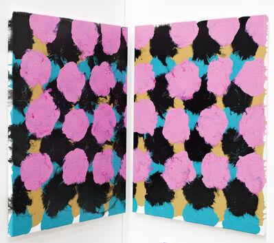Ernesto Ballesteros, 'Untitled (diptych)', 2020-2021