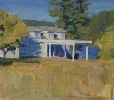 Kurt Solmssen, 'Gwen's House', 2018