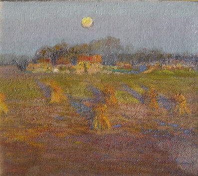 William Partridge Burpee, 'Harvest Moon', ca. c.1905