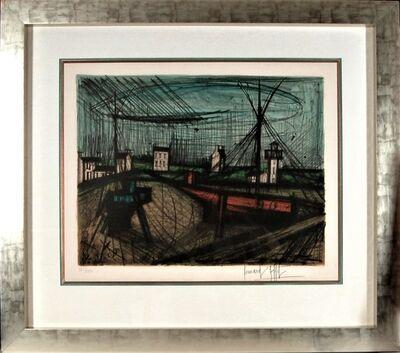 Bernard Buffet, ' Le Port ', 1972
