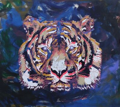 Jacky Tsai, 'Flying Tiger', 2015